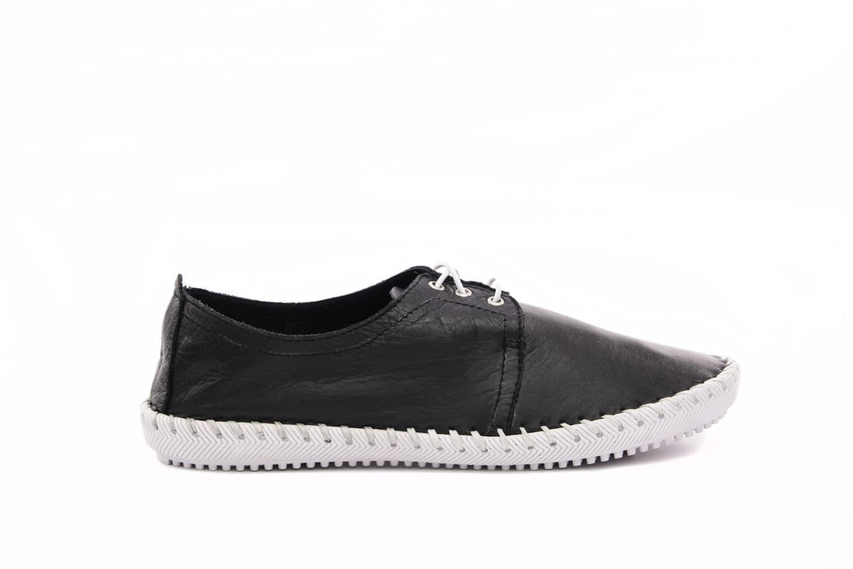 88a5aa5d6fe Дамски ежедневни обувки от естествена кожа в черен, тъмносин, червен ...