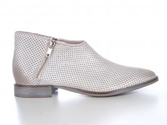 Дамски летни боти от висококачествена италианска естествена кожа