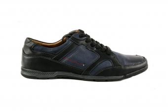 Мъжки спортни  обувки от еко кожа