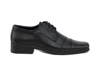 Мъжки елегантни обувки от естествена кожа