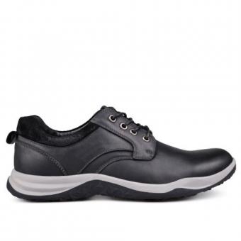Мъжки ежедневни обувки oт естествена кожа