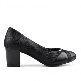 Дамски ежедневни обувки от еко кожа и текстил