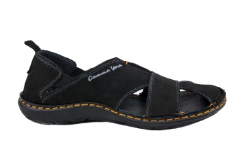 Мъжки ежедневни сандали от естествена кожа