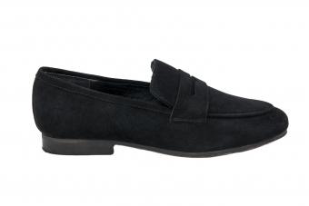 Дамски ежедневни обувки от естествен велур