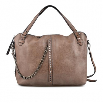 Дамска ежедневна чанта от еко кожа