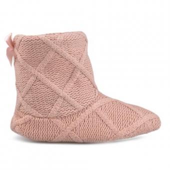 Дамски пантофи от текстил