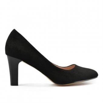 Дамски елегантни обувки от текстил