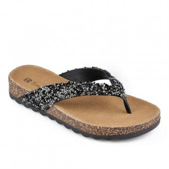 Дамски ежедневни чехли от eко кожа