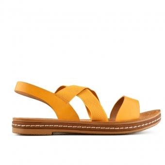 Дамски ежедневни сандали от еко кожа