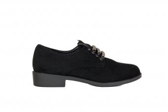 Дамски ежедневни обувки от велур