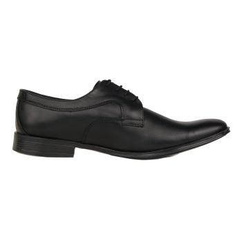 Мъжки елегантни обувки от естествена кожа-гигант