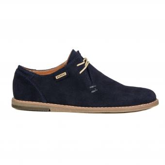 Мъжки ежедневни обувки от естествена велур