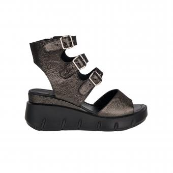 Дамски ежедневни сандали от естествена кожа