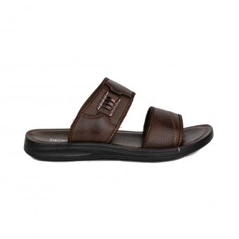 Мъжки ежедневни чехли от еко кожа