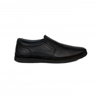 Мъжки ежедневни обувки от естествена кожа-гигант